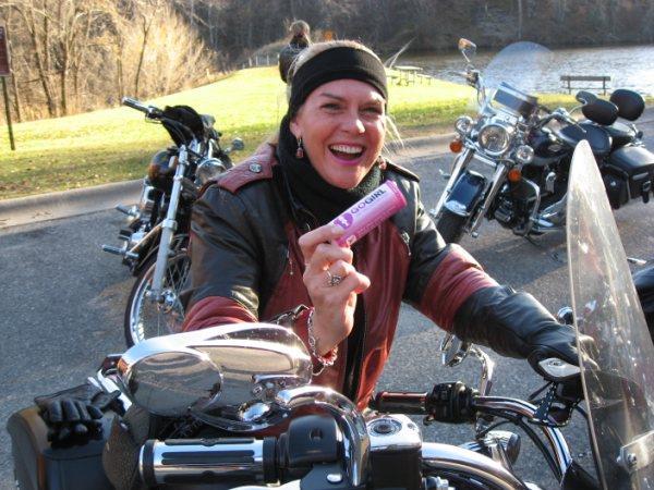 GoGirl a női motorosoknak is!